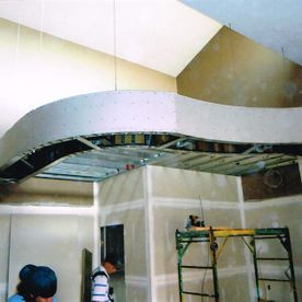 Drywall Installation 10 | Alpine Drywall (Lethbridge) Ltd.